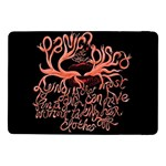 Panic At The Disco   Lying Is The Most Fun A Girl Have Without Taking Her Clothes Samsung Galaxy Tab Pro 10.1  Flip Case Front