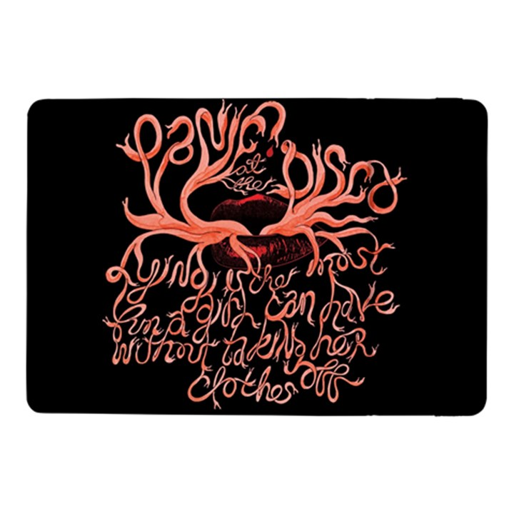 Panic At The Disco   Lying Is The Most Fun A Girl Have Without Taking Her Clothes Samsung Galaxy Tab Pro 10.1  Flip Case