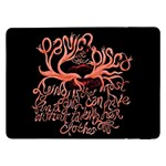 Panic At The Disco   Lying Is The Most Fun A Girl Have Without Taking Her Clothes Samsung Galaxy Tab Pro 12.2  Flip Case Front