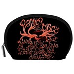 Panic At The Disco   Lying Is The Most Fun A Girl Have Without Taking Her Clothes Accessory Pouches (Large)  Front