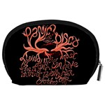 Panic At The Disco   Lying Is The Most Fun A Girl Have Without Taking Her Clothes Accessory Pouches (Large)  Back