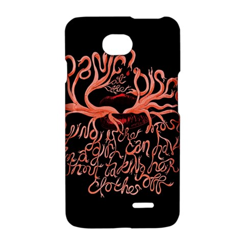 Panic At The Disco   Lying Is The Most Fun A Girl Have Without Taking Her Clothes LG Optimus L70