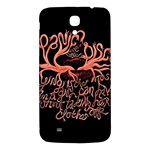 Panic At The Disco   Lying Is The Most Fun A Girl Have Without Taking Her Clothes Samsung Galaxy Mega I9200 Hardshell Back Case Front