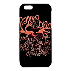 Panic At The Disco   Lying Is The Most Fun A Girl Have Without Taking Her Clothes iPhone 6/6S TPU Case