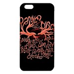 Panic At The Disco   Lying Is The Most Fun A Girl Have Without Taking Her Clothes iPhone 6 Plus/6S Plus TPU Case Front