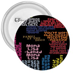 Panic At The Disco Northern Downpour Lyrics Metrolyrics 3  Buttons