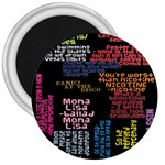 Panic At The Disco Northern Downpour Lyrics Metrolyrics 3  Magnets Front