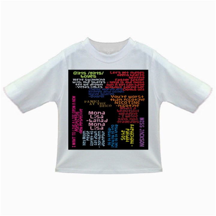 Panic At The Disco Northern Downpour Lyrics Metrolyrics Infant/Toddler T-Shirts