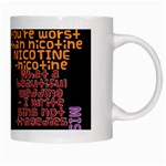 Panic At The Disco Northern Downpour Lyrics Metrolyrics White Mugs Right
