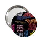 Panic At The Disco Northern Downpour Lyrics Metrolyrics 2.25  Handbag Mirrors Front