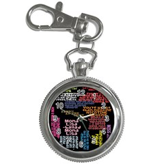 Panic At The Disco Northern Downpour Lyrics Metrolyrics Key Chain Watches