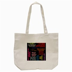 Panic At The Disco Northern Downpour Lyrics Metrolyrics Tote Bag (Cream)