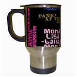 Panic At The Disco Northern Downpour Lyrics Metrolyrics Travel Mugs (White) Left