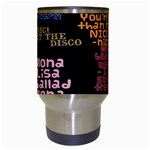 Panic At The Disco Northern Downpour Lyrics Metrolyrics Travel Mugs (White) Center