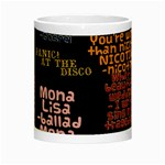 Panic At The Disco Northern Downpour Lyrics Metrolyrics Night Luminous Mugs Center