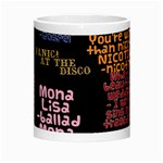 Panic At The Disco Northern Downpour Lyrics Metrolyrics Morph Mugs Center