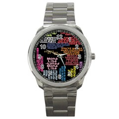 Panic At The Disco Northern Downpour Lyrics Metrolyrics Sport Metal Watch