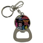Panic At The Disco Northern Downpour Lyrics Metrolyrics Bottle Opener Key Chains Front