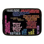Panic At The Disco Northern Downpour Lyrics Metrolyrics Netbook Case (Medium)  Front