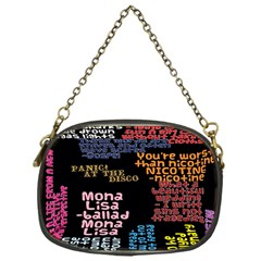 Panic At The Disco Northern Downpour Lyrics Metrolyrics Chain Purses (One Side)