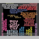 Panic At The Disco Northern Downpour Lyrics Metrolyrics Canvas 10  x 8  10  x 8  x 0.875  Stretched Canvas