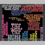 Panic At The Disco Northern Downpour Lyrics Metrolyrics Canvas 14  x 11  14  x 11  x 0.875  Stretched Canvas