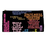 Panic At The Disco Northern Downpour Lyrics Metrolyrics Pencil Cases Front