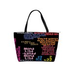 Panic At The Disco Northern Downpour Lyrics Metrolyrics Shoulder Handbags Front
