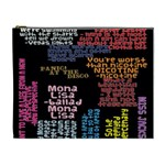 Panic At The Disco Northern Downpour Lyrics Metrolyrics Cosmetic Bag (XL) Front