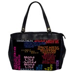 Panic At The Disco Northern Downpour Lyrics Metrolyrics Office Handbags Front