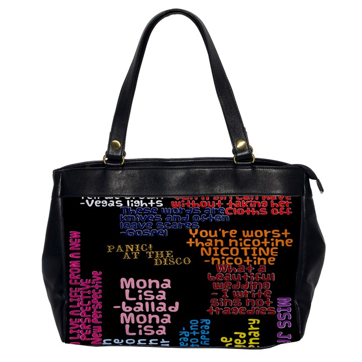 Panic At The Disco Northern Downpour Lyrics Metrolyrics Office Handbags