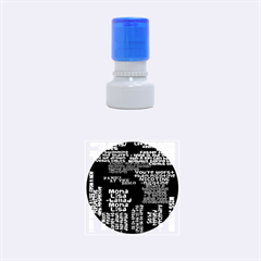 Panic At The Disco Northern Downpour Lyrics Metrolyrics Rubber Round Stamps (small)