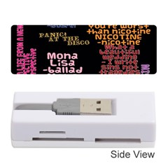 Panic At The Disco Northern Downpour Lyrics Metrolyrics Memory Card Reader (Stick)