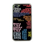 Panic At The Disco Northern Downpour Lyrics Metrolyrics Apple iPhone 4 Case (Clear) Front