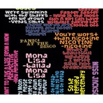Panic At The Disco Northern Downpour Lyrics Metrolyrics Deluxe Canvas 14  x 11  14  x 11  x 1.5  Stretched Canvas