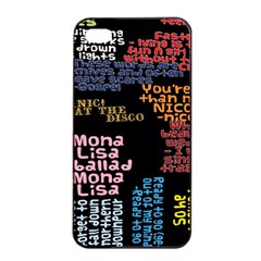 Panic At The Disco Northern Downpour Lyrics Metrolyrics Apple iPhone 4/4s Seamless Case (Black)