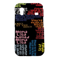 Panic At The Disco Northern Downpour Lyrics Metrolyrics Samsung Galaxy Ace S5830 Hardshell Case