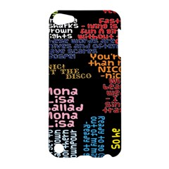 Panic At The Disco Northern Downpour Lyrics Metrolyrics Apple Ipod Touch 5 Hardshell Case
