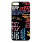 Panic At The Disco Northern Downpour Lyrics Metrolyrics Apple Seamless iPhone 5 Case (Clear) Front