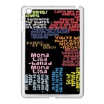Panic At The Disco Northern Downpour Lyrics Metrolyrics Apple iPad Mini Case (White) Front
