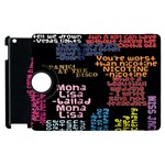Panic At The Disco Northern Downpour Lyrics Metrolyrics Apple iPad 2 Flip 360 Case Front
