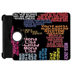 Panic At The Disco Northern Downpour Lyrics Metrolyrics Kindle Fire HD Flip 360 Case