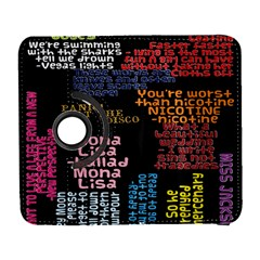 Panic At The Disco Northern Downpour Lyrics Metrolyrics Samsung Galaxy S  Iii Flip 360 Case