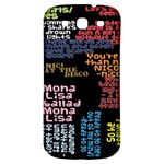 Panic At The Disco Northern Downpour Lyrics Metrolyrics Samsung Galaxy S3 S III Classic Hardshell Back Case Front