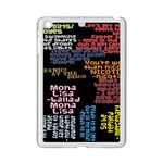 Panic At The Disco Northern Downpour Lyrics Metrolyrics iPad Mini 2 Enamel Coated Cases Front