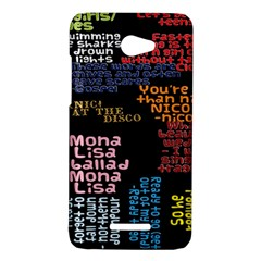 Panic At The Disco Northern Downpour Lyrics Metrolyrics HTC Butterfly X920E Hardshell Case