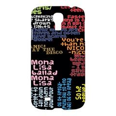 Panic At The Disco Northern Downpour Lyrics Metrolyrics Samsung Galaxy S4 I9500/i9505 Hardshell Case