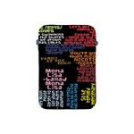 Panic At The Disco Northern Downpour Lyrics Metrolyrics Apple iPad Mini Protective Soft Cases Front