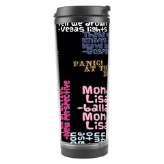 Panic At The Disco Northern Downpour Lyrics Metrolyrics Travel Tumbler