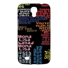 Panic At The Disco Northern Downpour Lyrics Metrolyrics Samsung Galaxy Mega 6 3  I9200 Hardshell Case